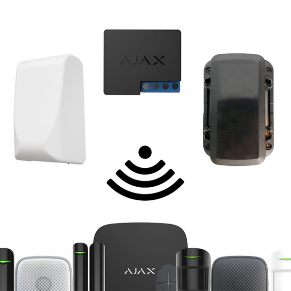 SensorFog inkl Ajax Anbindung
